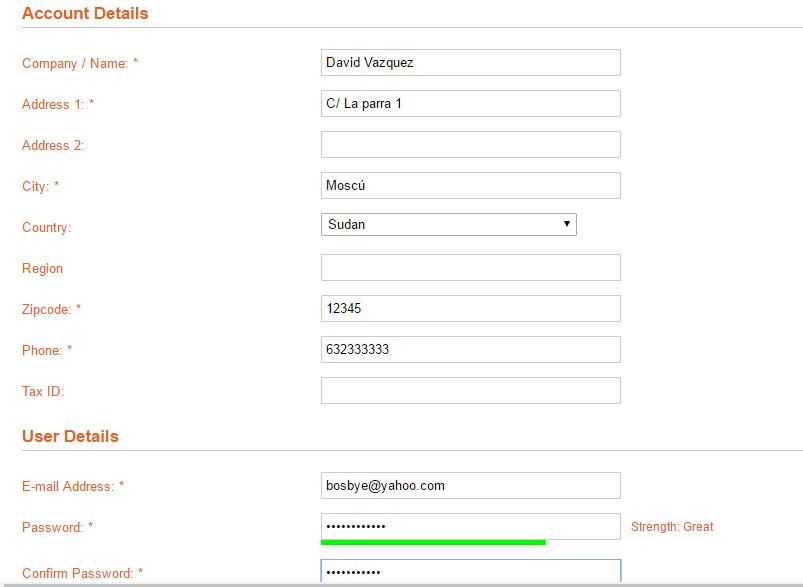CPAWild registro