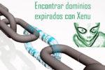 dominios expirados xenu